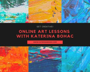 online Art Lessons_posters